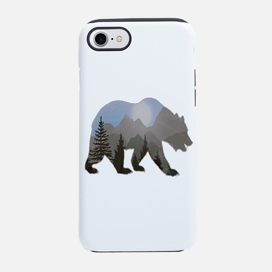 WILDERNESS WANDERER iPhone 7 Tough Case