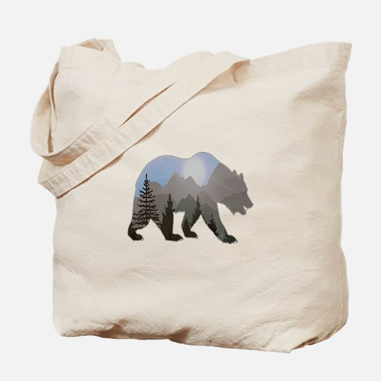 WILDERNESS WANDERER Tote Bag