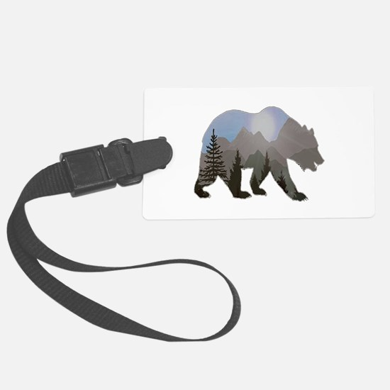 WILDERNESS WANDERER Luggage Tag