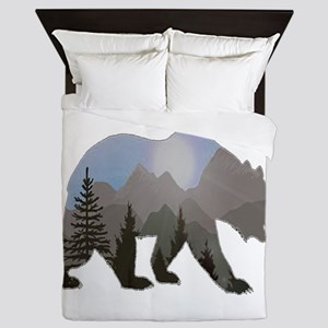 WILDERNESS WANDERER Queen Duvet