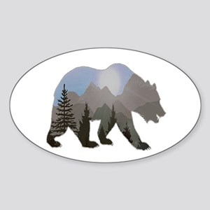 WILDERNESS WANDERER Sticker