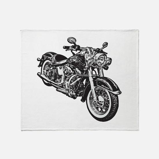 Moto! Throw Blanket