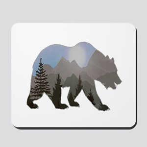 WILDERNESS WANDERER Mousepad