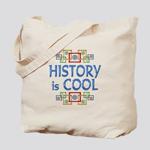 History is Cool Tote Bag
