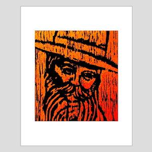 Rebbe Schneerson Small Poster