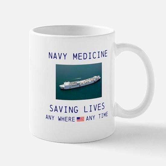 Navy Doctors Mug