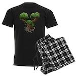 The Dryad Clump Men's Dark Pajamas