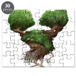 The Dryad Clump Puzzle