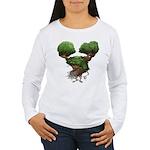 The Dryad Clump Women's Long Sleeve T-Shirt