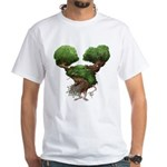 The Dryad Clump White T-Shirt