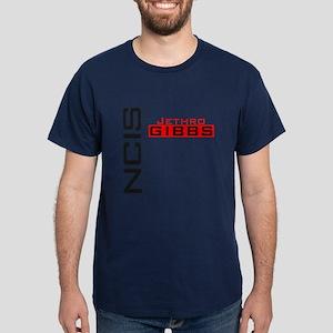 NCIS Jethro Gibbs Dark T-Shirt