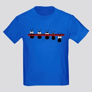 Eeek!! Kids Dark T-Shirt