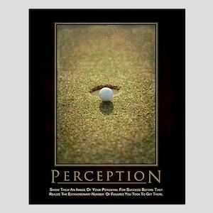 Perception Small Poster