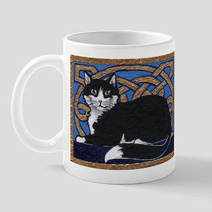 Celtic Kitty Mug