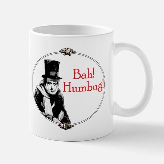 Funny Scrooge Quote Mug