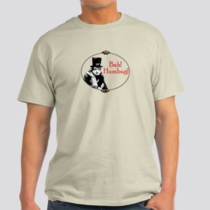Funny Scrooge Quote Light T-Shirt