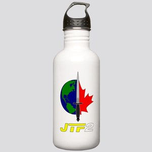 Joint Task Force 2 - Silver Stainless Water Bottle