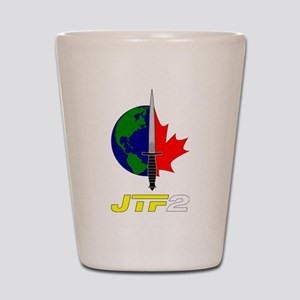 Joint Task Force 2 - Silver Shot Glass