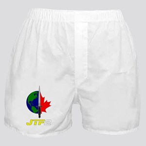 Joint Task Force 2 - Silver Boxer Shorts
