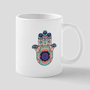 FINDING HARMONY Mugs