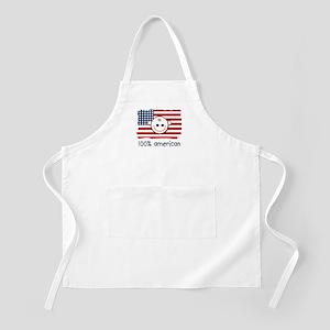 100% American BBQ Apron