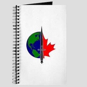 Joint Task Force 2 logo -Blk Journal