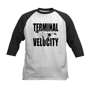 what is terminal velocity for kids