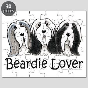 Beardie Lover Puzzle