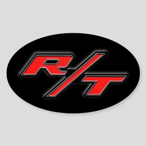 R/T Sticker (Oval)