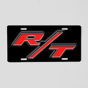 R/T Aluminum License Plate