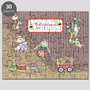 Country Toy Puzzle