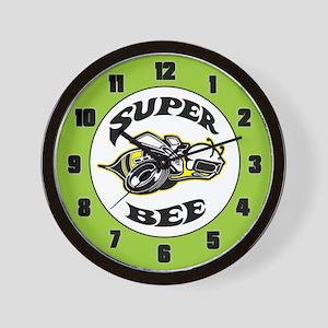 Super Beeee! Wall Clock