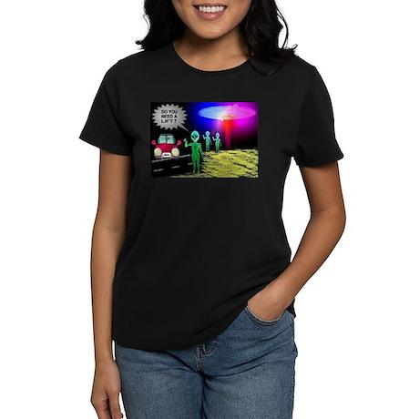 Jmcks Do You Need A Lift Women's Dark T-Shirt