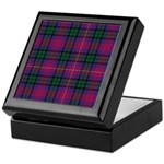 Tartan - MacInroy of Lude Keepsake Box