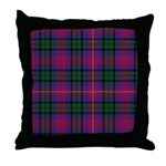 Tartan - MacInroy of Lude Throw Pillow