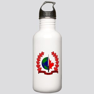 JTF-2 w Wreath Stainless Water Bottle 1.0L