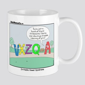 Irritable Vowels Mug