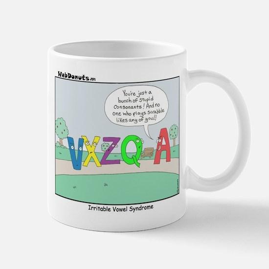 Irritable Vowels Mug