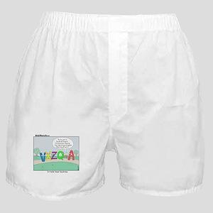Irritable Vowels Boxer Shorts