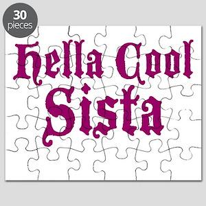 Hella Cool Sista Puzzle