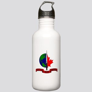 JTF-2 w Motto Stainless Water Bottle 1.0L