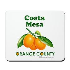 Costa Mesa, Orange County Mousepad