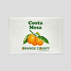 Costa Mesa, Orange County Rectangle Magnet
