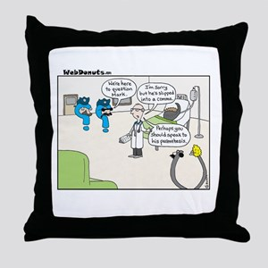 Punct Throw Pillow
