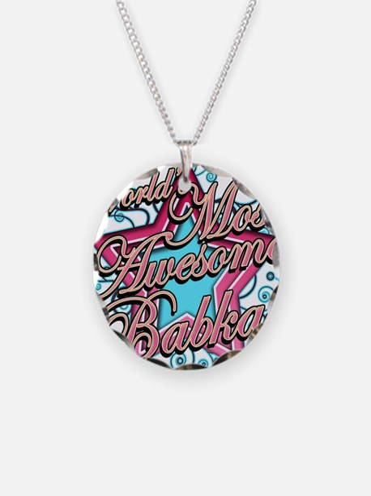 Worlds Best Babka Necklace