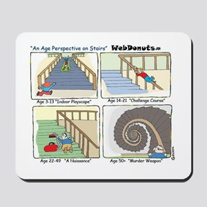 """Stairs"" Mousepad"