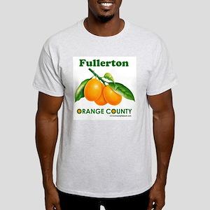 Fullerton, Orange County Light T-Shirt