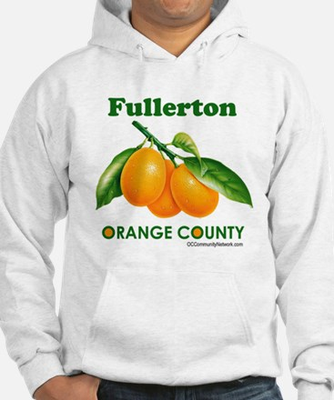 Fullerton, Orange County Hoodie