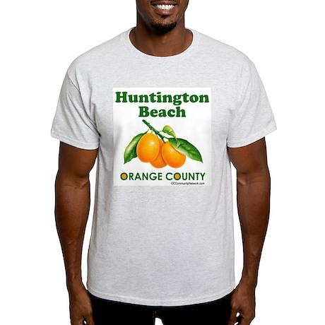 Huntington Beach, Orange County Light T-Shirt
