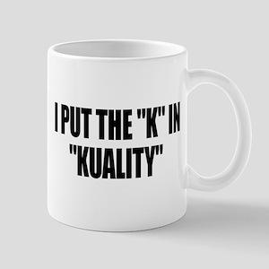 KUALITY Mug